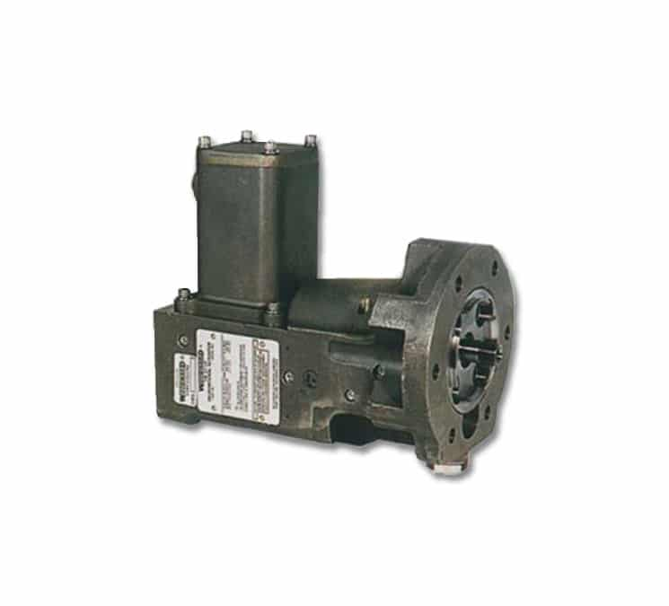 Actuator électro-hydraulique TM25-200LP de Woodward