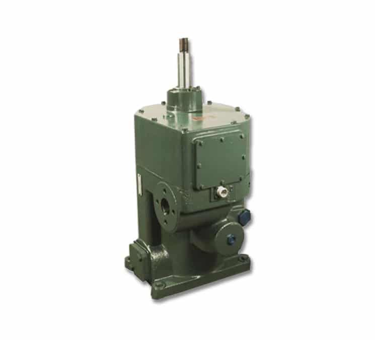 Amplificateur hydraulique de Woodward