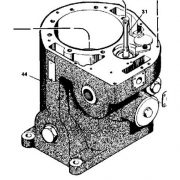 Composants de l'amplificateur hydraulique