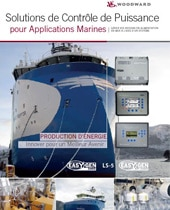 Brochure Controle-commande pour applications marines